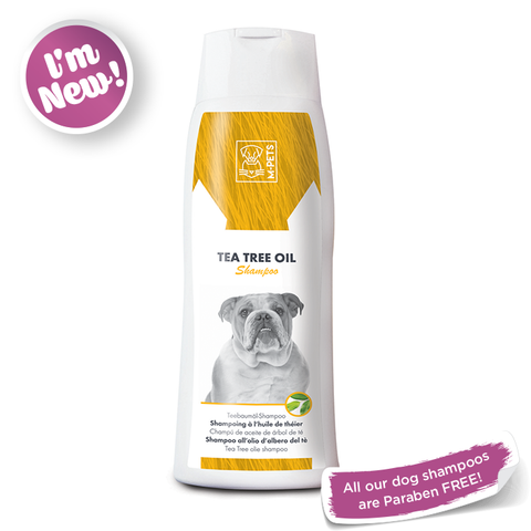 MPets - Tea Tree Oil Shampoo - Woofworths Premium Online Pet Supplies
