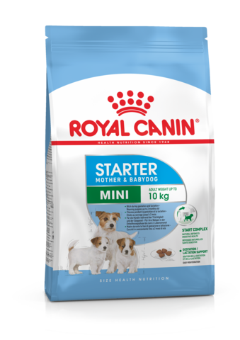 Royal Canin - Mini - Starter Mother and Baby - Woofworths Premium Online Pet Supplies