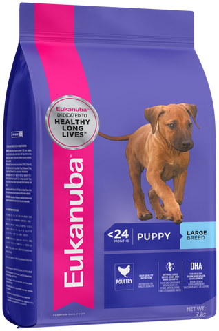 Eukanuba Puppy Large Breed - Woofworths Premium Online Pet Supplies