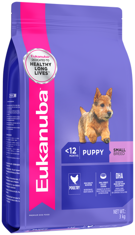 Eukanuba Puppy Small Breed - Woofworths Premium Online Pet Supplies