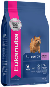 Eukanuba Senior Small Breed - Woofworths Premium Online Pet Supplies