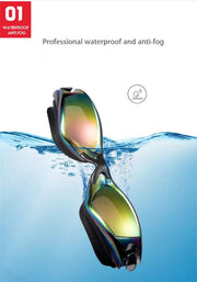 Professional Swimming Goggles - Shappyr Supply