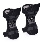 Joint Support Knee Pad Leg Support Brace Non-slip Lift Pain Relief Breathable Spring Force Stabilizer Knee Booster Elder Sport