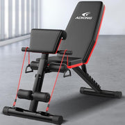 Roman Chair Adjustable Sit Up Incline Abs Benchs Flat Fly Weight Press Fitness - Shappyr Supply