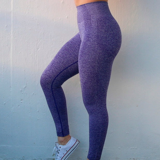 Women New Vital Seamless Leggings Gym Seamless Leggings Yoga Pants Girl Sport Leggings