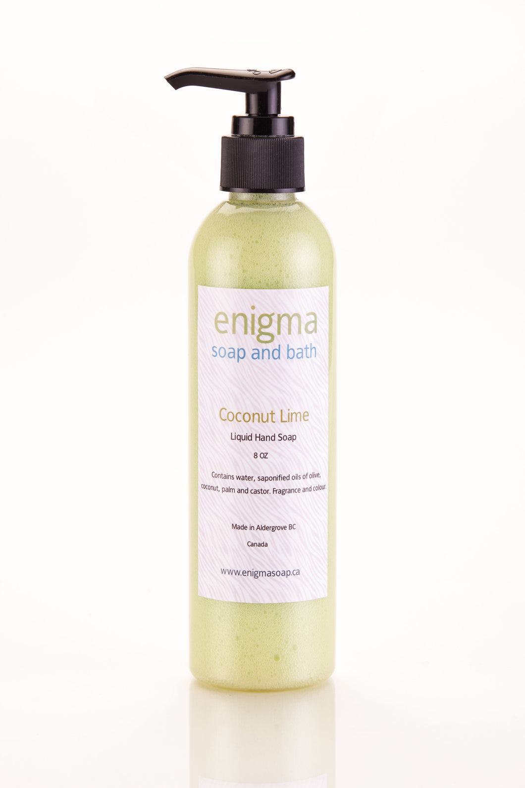 Coconut Lime Liquid Hand Soap