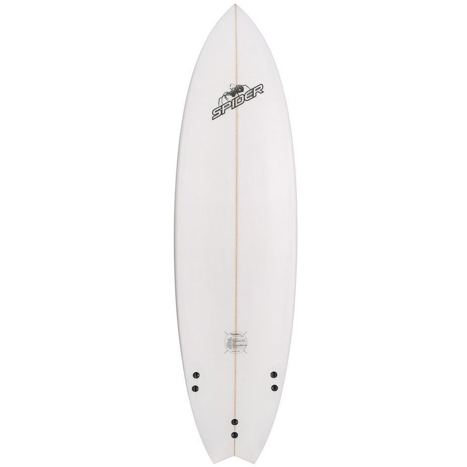 Spider Performance Fish Surfboard