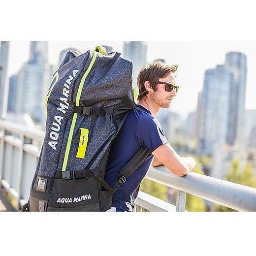 Aqua Marina - Premium Wheely Backpack