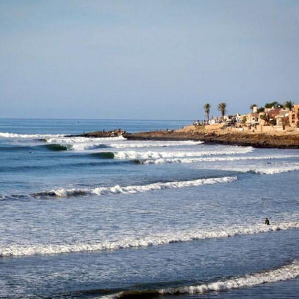 Morocco Surf Coaching Package - Amouage Hotel - LAND ONLY