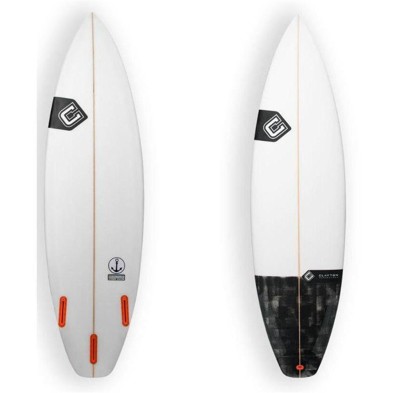 Clayton Dredger Surfboard