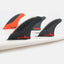 FCS II JS PC 5 Fin Set