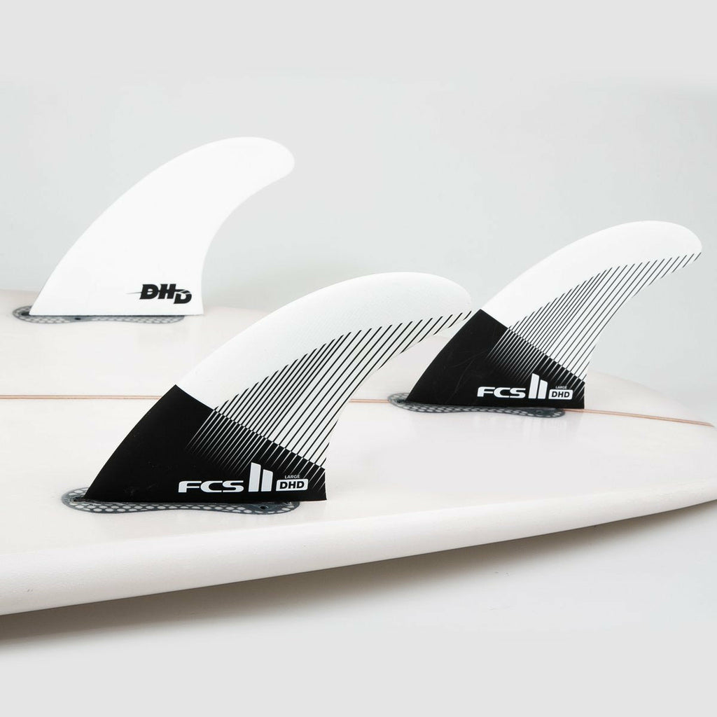 FCS II DH PC Large 5 Fin Set