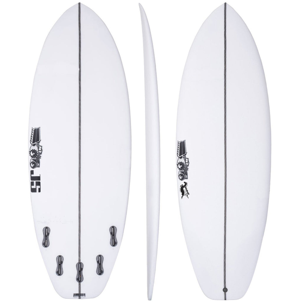 JS Flaming Pony | Summer Series - Summer & Fun Boards