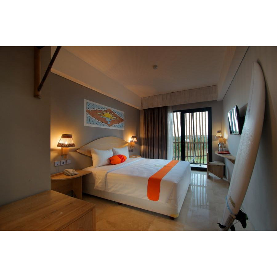 Canggu and Balian Accommodation - KAO Surf Hotel - Bali / Indonesia