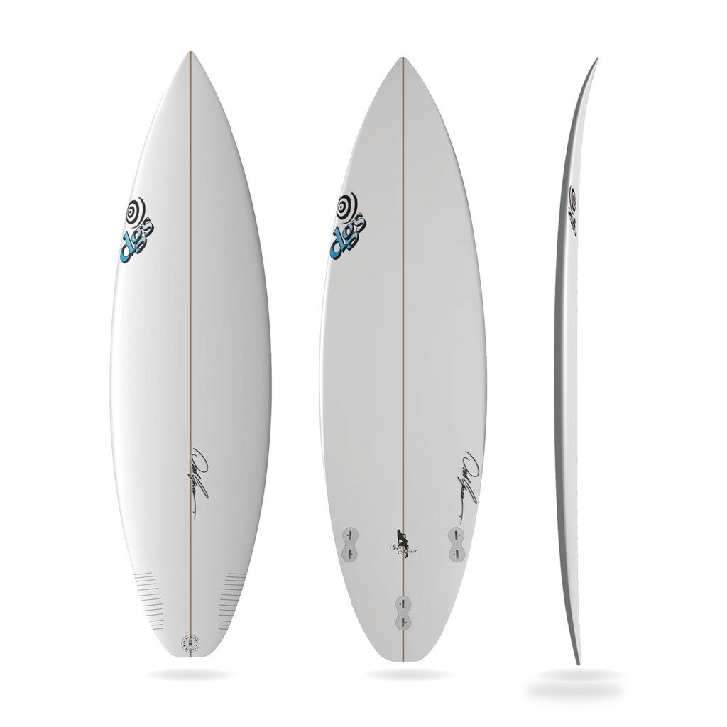 DGS The Supermodel Surfboard (FCS II)