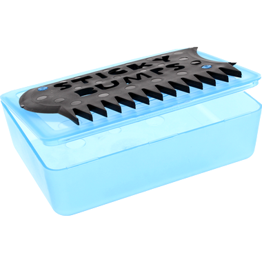 Sticky Bumps Wax Box/Comb Case