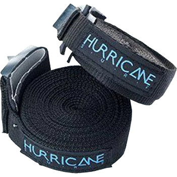 Hurricane - 3m Steel Tie-Downs (Standard 25mm Buckle) - Pollywog