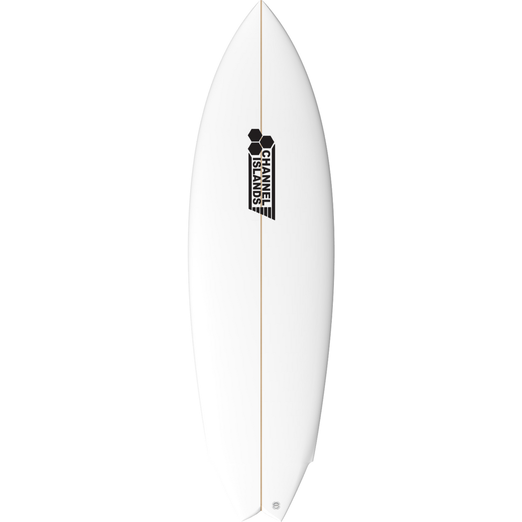 Channel Islands Twin Fin Surfboard