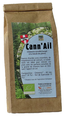 Cann'ail  Ail des ours - 150g