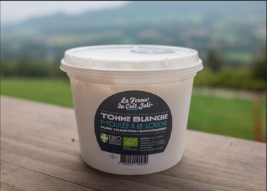 Tomme blanche - 500g