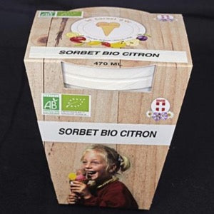 Sorbet citron - 470ml