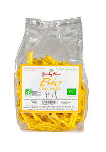 "Chips nature ""paille"" - 125g"