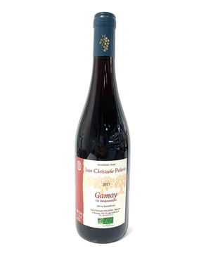 Vin Rouge Bio Gamay - 75cl