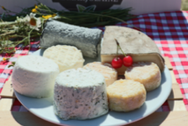 Fromage à tartiner ail et herbes