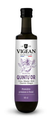 Huile Quintuor - 50cl
