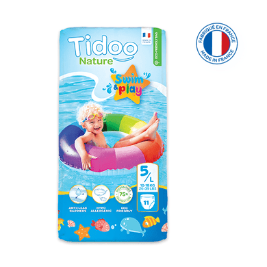 Culottes de bain single pack t5 / l (12-18kg)