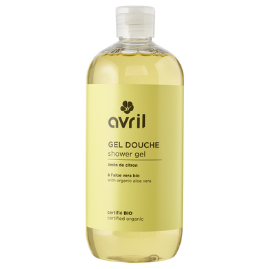 Gel douche Zeste de citron 500ml