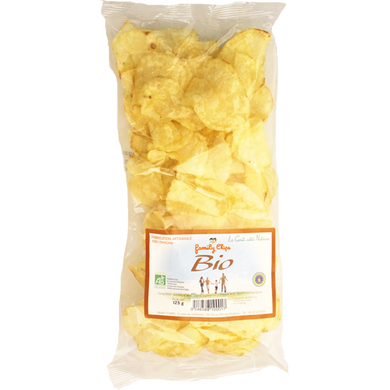 Chips nature - 125g