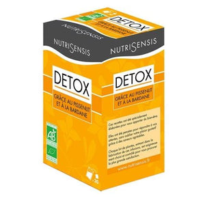 Infusions Detox - 20 sachets