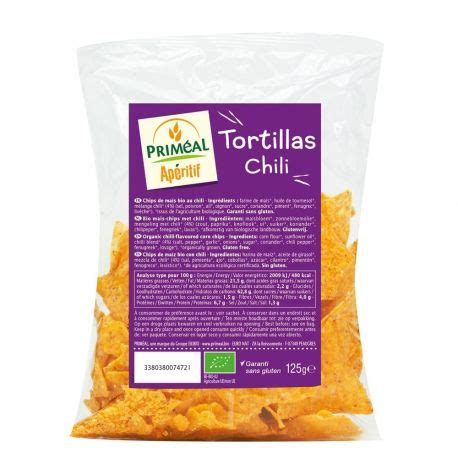 Tortillas Chili - 125g