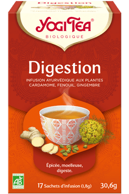Yogi Tea Infusion Digestion- 17 sachets