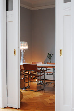 Pocket Doors Save Space