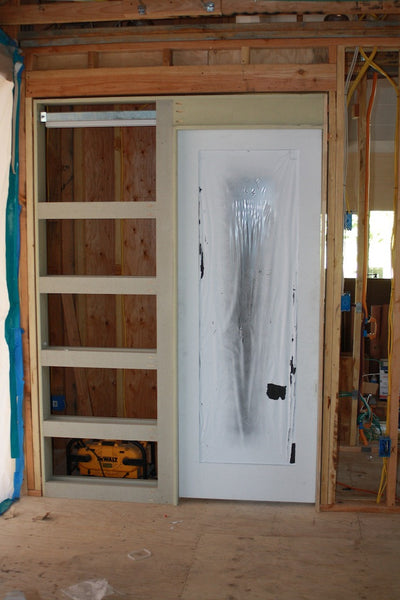 pocket door