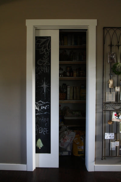 Pocket Door System