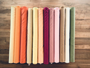 Quilting Cotton Solids