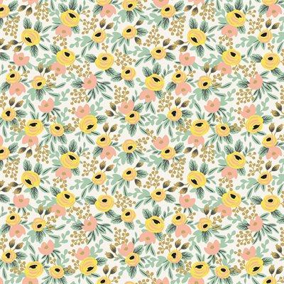 Primavera by Rifle Paper Co. - Cream Fabric Cotton + Steel
