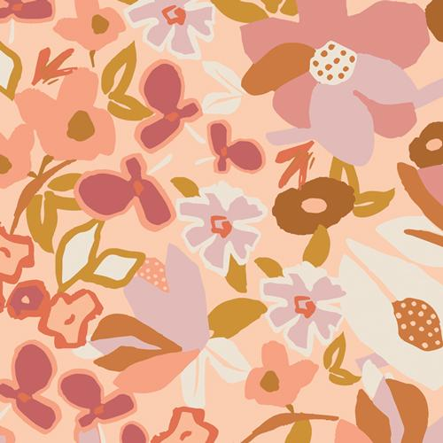 AGF Terra Kotta Collection; Desert Flora Fabric Art Gallery Fabrics