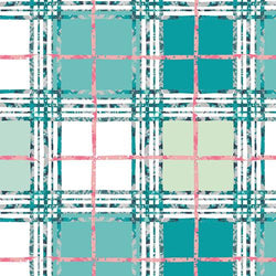 AGF Lavish Collection; Trellis Plaid Fresh