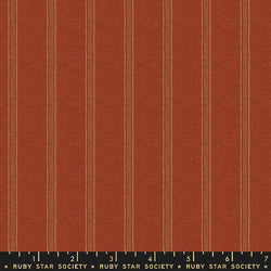 Warp & Weft - Cayenne Stitch Fabric Piece Fabric Co.