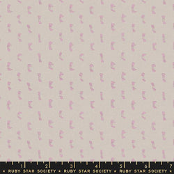 Warp & Weft - Pink Flicker Fabric Piece Fabric Co.