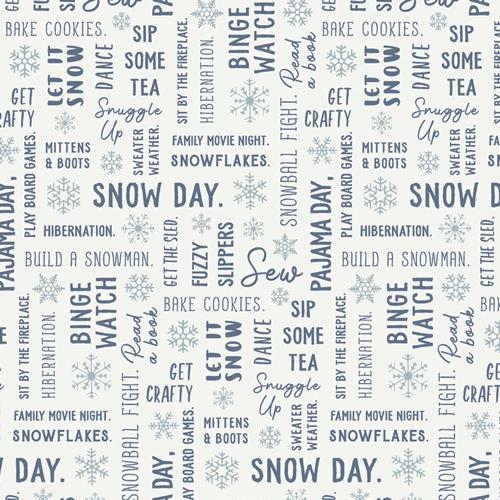 AGF Snow Day Collection; Snowbound