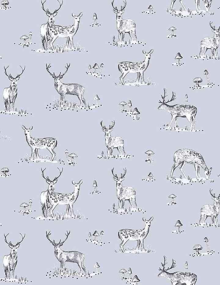 Stag Weekend Fabric Dear Stella