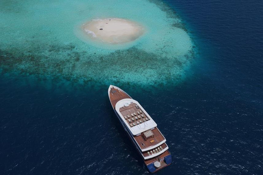 Live-aboard Diving in Maldives