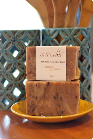 Almond Groove Soap