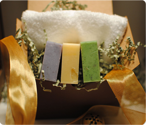 Soap Trio Gift Box