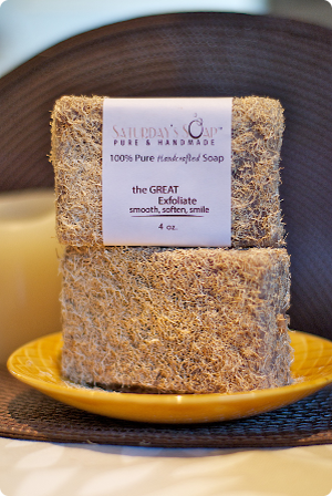 The Great Exfoliate Soap